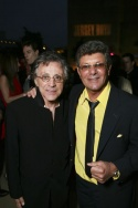 Frankie Valli and Frankie Avalon
