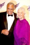 James Earl Jones and Jane Alexander