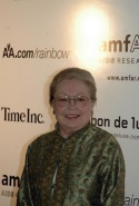 Dr. Mathilde Krim Photo
