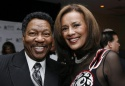 Bill Davis and Marilyn McCoo