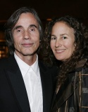 Jackson Browne and wife Diana Cohen