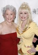 Eunice David and Dolly Parton Photo
