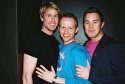 Robb MacArthur (Boy Meets Boy, Bravo TV), Marty Thomas (Wicked) and Wes Culwell (Boy  Photo