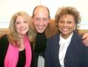 Julie Budd, Steven Sorrentino and Leslie Uggams Photo