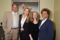 Stewart Lane, Dee Hoty, Julie Budd and Leslie Uggams (photo courtesy of Danielle Lern Photo