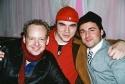 Jamie McGonnigal, Rye Mullis and Max von Essen