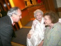 Doug Leeds, Celeste Holm and Patricia Neal