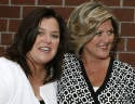 Rosie O'Donnell and Cynthia McFadden