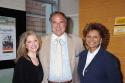 Julie Budd, Stewart Lane and Leslie Uggams Photo