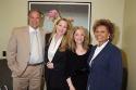 Stewart Lane, Dee Hoty, Julie Budd and Leslie Uggams Photo