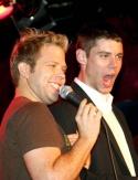 Brian J. Smith and Brandon Cutrell Photo