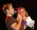 Brandon Cutrell and Gillian Jacobs Photo