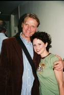 David Rasche (Max Mencken) and Jean Louisa Kelly Photo