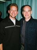 Stan Chandler (Jim Morgan) and Le Tete/Newsman Photo