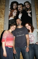 Jacquelyn Piro Donovan, Marc Kudisch and Christiane Noll Photo