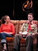 Tara Falk as Jessica and Greg McFadden