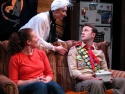 Tara Falk, Glynis Bell as Mrs. Penderpoint, and Greg McFadden