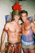 Scott Ahearn and George Brescia Photo