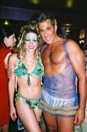 Erika Shannon and George Brescia