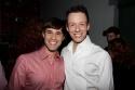 Sean Mackey and Christopher Sloan Photo