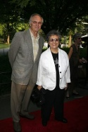Alan Alda and wife