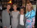 Cynthia Gregory, Anka Palitz, Ann Marie De Angelo and Carol Lieberman
