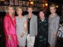 Janice Becker, Anka Palitz, Cynthia Gregory, Cynthia Fischer and Michele Riggi
