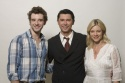 Michael Urie, Lou Diamond Phillips and Amy Smart