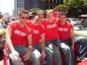 Jeremy Kushnier, Steve Gouveia, John Hickman and Jarrod Spector