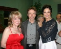 Barbara Eden, Jerry Bruckheimer and Lynda Carter
