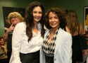 "Lynda Carter and ""Band of Gold""'s Freda Payne"