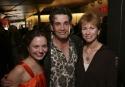 Jenna Gavigan, Alan Rosenberg and Kathy Baker