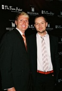 Charles Robbins and Darren Hayes (formerly of Savage Garden) Photo