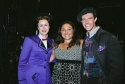 Megan Osterhaus (Mary Poppins - Understudy) Jo Frost and Gavin Lee (Bert)