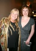 Heather MacRae and Lorinda Lisitza Photo