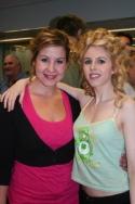 Sasha Weiss and Brooke Sunny Moriber
