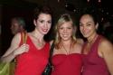 Melissa Rae Mahon, Robyn Hurder and Gabriella Garcia