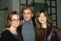 Guest Lea Thompson with Billy Masters and Amy Pietz