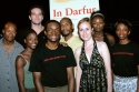 The cast: Leon Addison Brown, Rutina Wesley, Aaron Lohr, Maduka Steady, Ron Brice, Heather Raffo, Zainab Jah and Sharon Washington