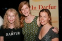 Mia Farrow, Samantha Power and Winter Miller