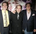 Dan Knetchges, Christopher Ashley and Douglas Carter Beane