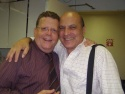 Jim Morgan and Thom Christopher