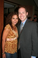 Daphne Rubin-Vega and Jeremy Katz