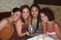 Stephanie Klemons, Andrea Burns, Karen Olivo and Janet Dacal Photo