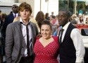 Zac Efron, Nikki Blonsky and Elijah Kelley