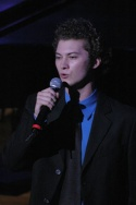 "Jared Weiss (NYU) sings ""Younger Than Springtime"" from South Pacific Photo"