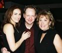 Laura Benanti, Jamie McGonnigal and Linda Benanti  Photo