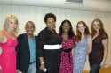 Kirby Burgess, Reggie Headen, Erica Jacob, Stacie Greenwell, Darcie Champagne and Dayna Grayber