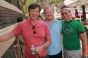 Drew Hodges (SpotCo), Scott Moore (Director Marketing) and Michael Hartman (Publicity)