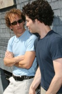 Jeffrey Seller (producer) and Thomas Kail